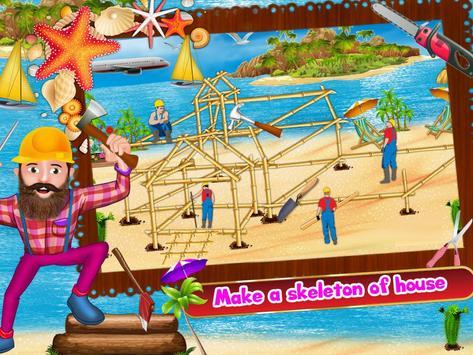 Seaside Dream House Builder screenshot 5