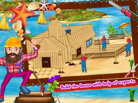Seaside Dream House Builder screenshot 6