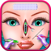 Celebrity Emergency Ambulance -  Surgery Simulator icon