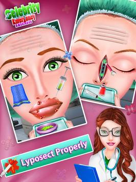 Celebrity Emergency Ambulance -  Surgery Simulator screenshot 5