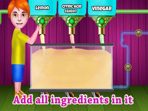 Cheese Factory  Chef Fever - Food Maker Mania screenshot 21