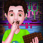 Chocolate Factory - Cooking Game for Kids icon