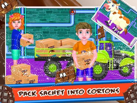 Chocolate Factory - Cooking Game for Kids screenshot 14