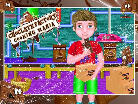 Chocolate Factory - Cooking Game for Kids screenshot 23