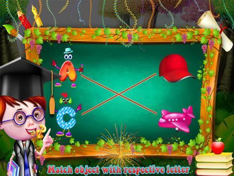... ABC 123 đếm Và Trò chơi câu đố cho trẻ em ảnh màn hình apk ...