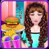 Street Food Fair - Maker Games icon
