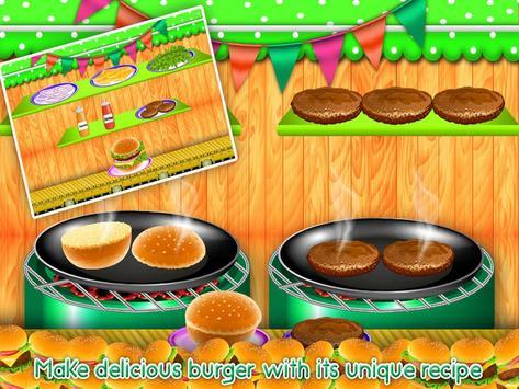 Street Food Fair - Maker Games screenshot 7