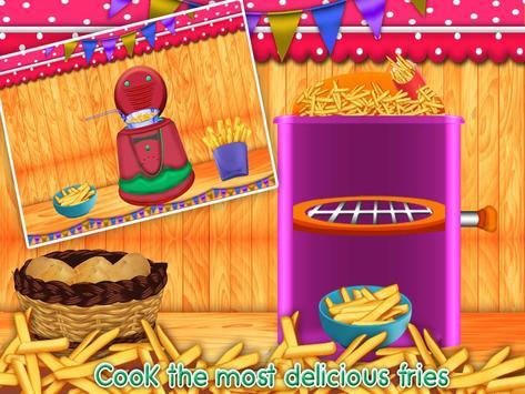 Street Food Fair - Maker Games screenshot 8