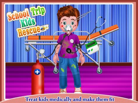 School Trip Kids Rescue screenshot 16