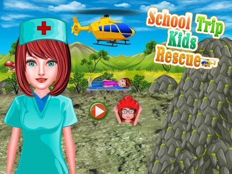 School Trip Kids Rescue screenshot 6