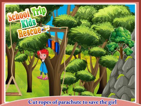 School Trip Kids Rescue screenshot 8