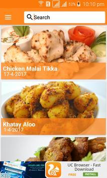 Superb Cooking Recipes screenshot 2