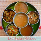 North Indian Recipes icon