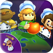 Overcooked game - Fever Kitchen icon