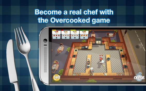 Overcooked game - Fever Kitchen screenshot 3