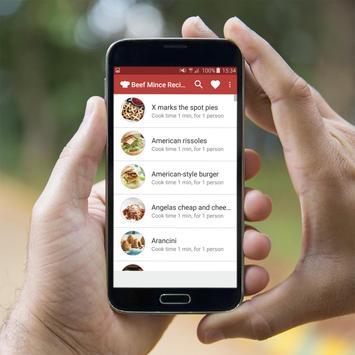 Beef Mince Recipes Offline apk screenshot