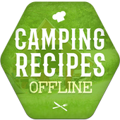 Camping Recipes Offline icon