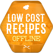 Low Cost Recipes Offline icon