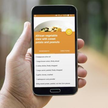 Low Cost Recipes Offline apk screenshot
