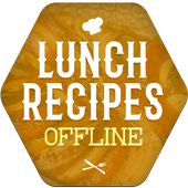 Lunch Recipes Offline icon
