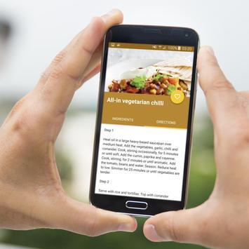 Lunch Recipes Offline apk screenshot