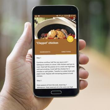 Main Recipes Offline apk screenshot