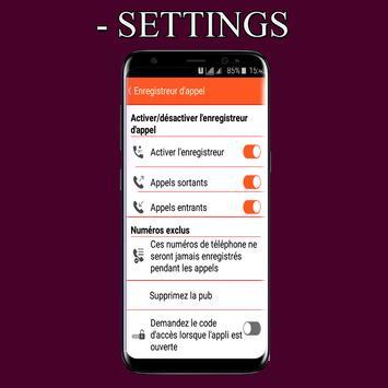 Automatic Call Recorder Pro 2018+ screenshot 6
