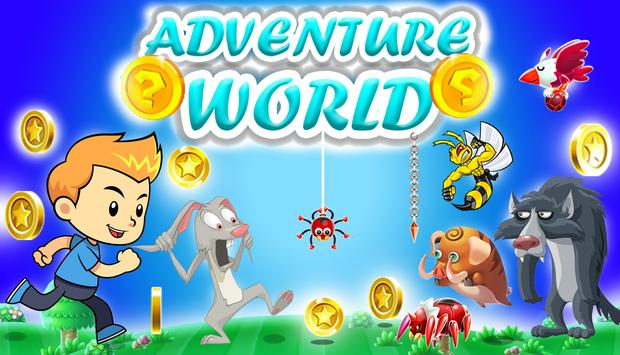 Super Jungle World Adventure apk screenshot