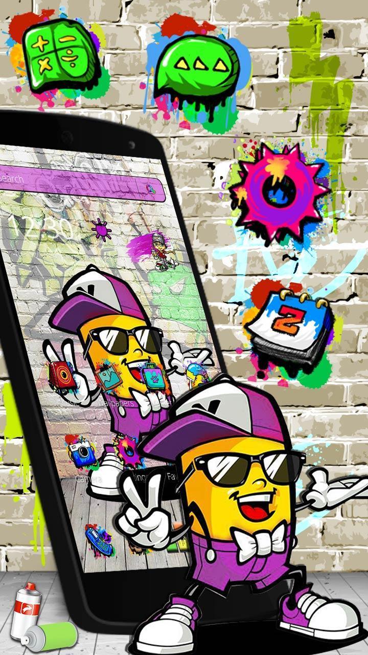 570 Gambar Keren Grafiti Gratis