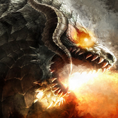 cool dragon wallpapers icon