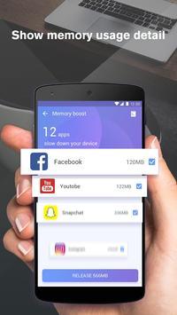 Memory Booster screenshot 1