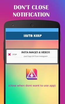 InstaSave Pro :Videos & Images apk screenshot
