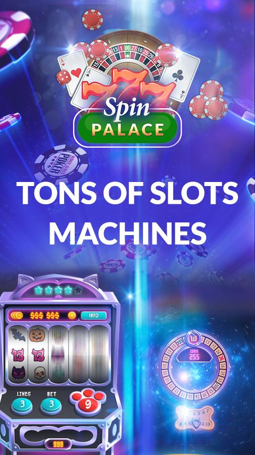 Spin Palace Mobile Login