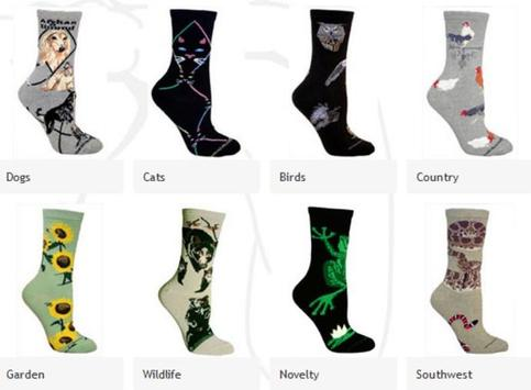 cool sock design ideas screenshot 7