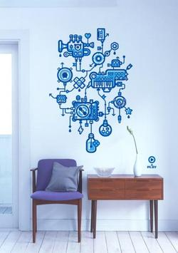cool wall sticker ideas screenshot 1