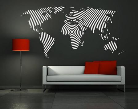 cool wall sticker ideas screenshot 5