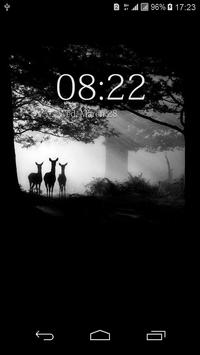 Black wallpapers for android apk screenshot
