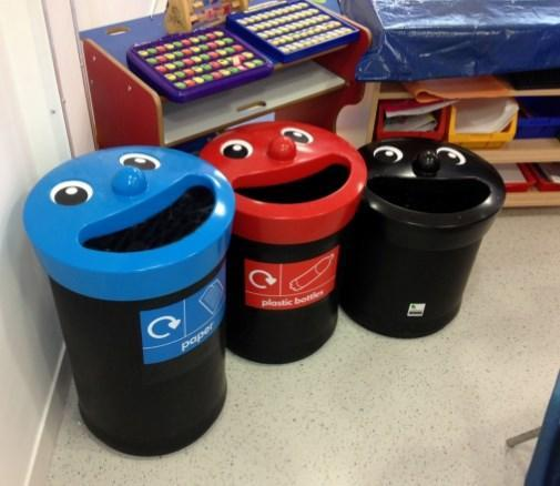 Cool Trash Can For Home Ideas