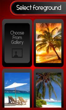 Lock Screen - Tropical Beach screenshot 2