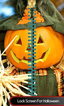 Lock Screen For Halloween poster