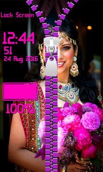 Lock Screen - Hindi Girls screenshot 4
