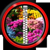 Lock Screen - Spring Flowers icon