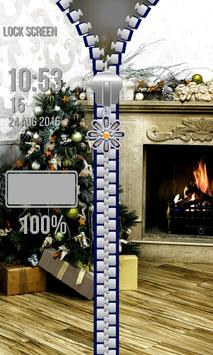 Screen Locker - Xmas Tree apk screenshot