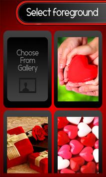 Zipper Lock Screen – Valentine screenshot 2