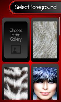 Zipper Lock Screen – Fur screenshot 2