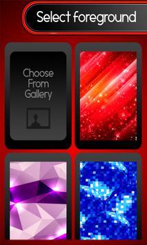 Zipper Lock Screen – Glitter screenshot 2