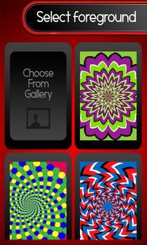 Zipper Lock Screen – Illusions screenshot 2