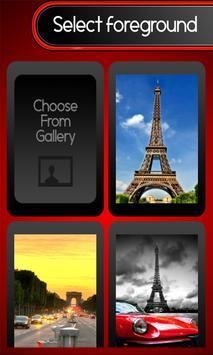 Zipper Lock Screen – Paris screenshot 2