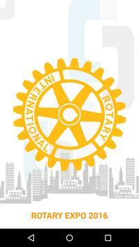 RotaryExpo2016 poster
