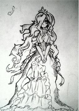 cool anime drawings screenshot 11